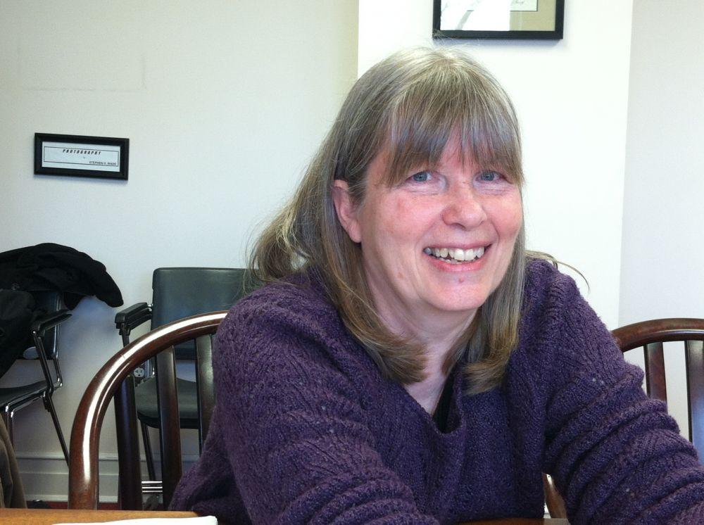 Introducing Sue McIver!