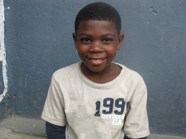 Sponsor a child for only a dollar per day.