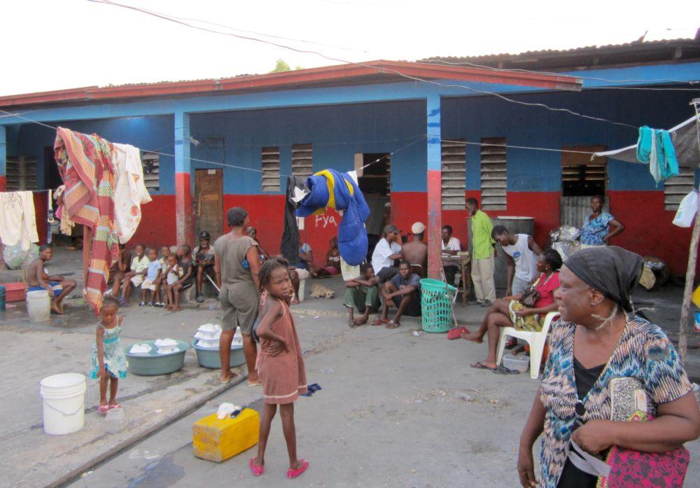 Hurricane to Strike Haiti