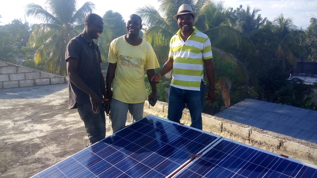 The Solar Energy Project
