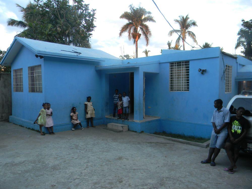 Solidarite et Action Pour Les Enfants de Sion  (SAES Home)