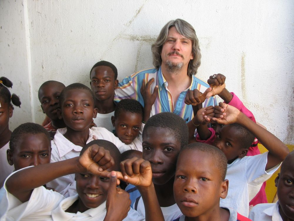 2008 Mission Trip to Haiti