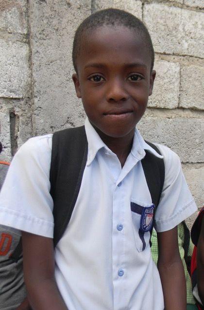 Uniforms and Ribbons: School Starts in Haiti