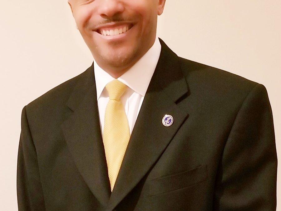 Reverend Richard 'Rick' A. Greenlee, Jr.