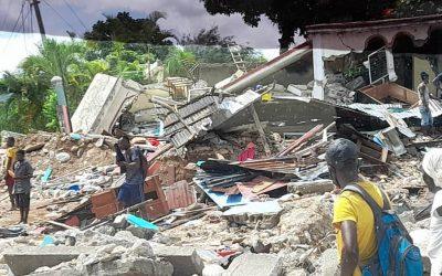 Heavy Hearts for Haiti